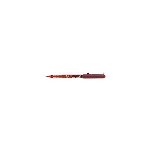 Pilot Pen Pilot V-Ball 07 Tintenroller 0.4 mm Rot