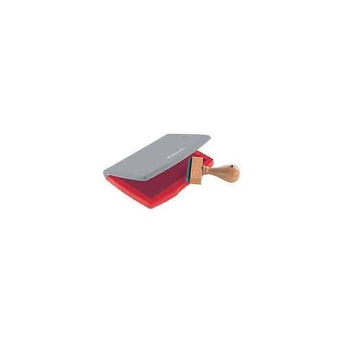 Pelikan Stempelkissen Rot 7 x 7 cm