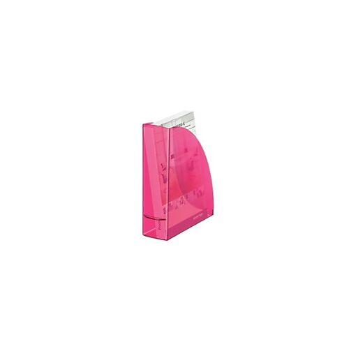 CEP Stehsammler 674 H Polystyrol Pink 8,5 x 27 x 31 cm