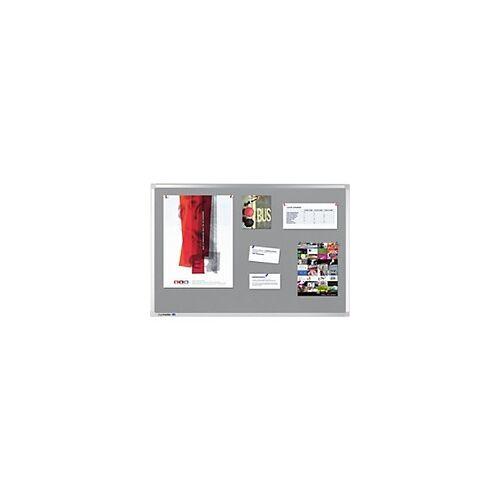 Legamaster Pinnwand Grau 150 x 100 cm