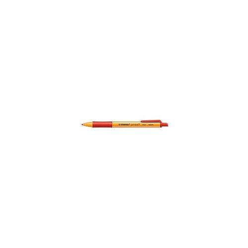 STABILO pointball Kugelschreiber Rot