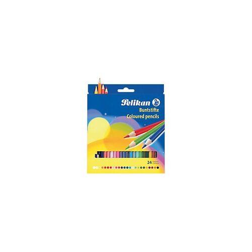 Pelikan Buntstifte BS24LN Farbig sortiert 24 Stück