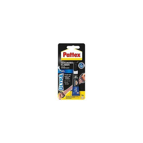 Pattex Sekundenkleber Ultra Gel Transparent 3 g