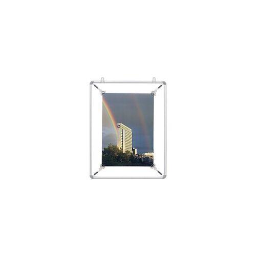 Franken Spannrahmen DIN A1 Silber 69,4 x 94,1 cm