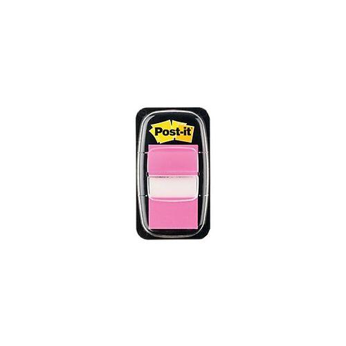 Post-it Index Haftstreifen Pink 2,54 x 4,32 cm 50 Streifen