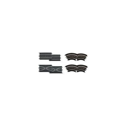 CARRERA Evolution Erweiterungsset 1 26953 Autorennbahnerweiterung