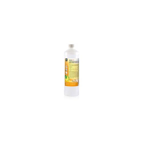 Höfer Chemie 6 x 1 Liter Zitronensäure 50% in 1 L Flaschen(6 Liter)