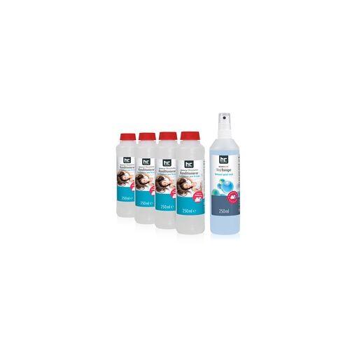 Höfer Chemie 8 x 250ml Konditionierer + 2 x 250 ml Vinylreiniger Set Konditionierer + Vinylreiniger(2,50 Liter)