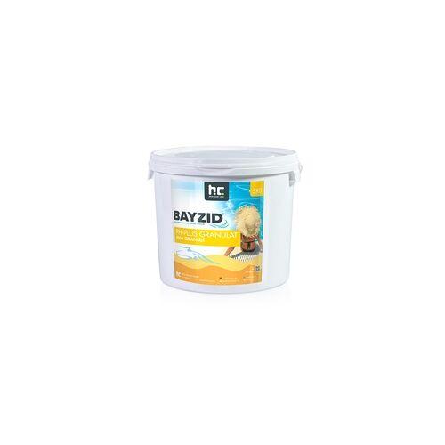 Höfer Chemie 4 x 5 kg BAYZID pH Plus Granulat für den Pool(20 kg)