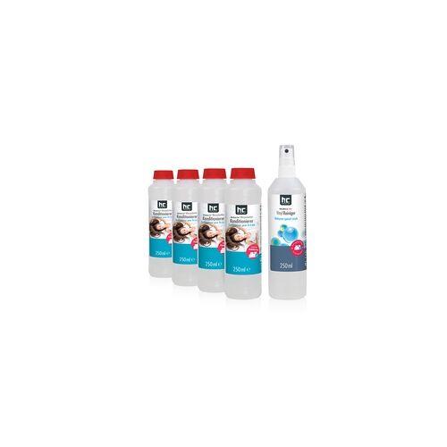 Höfer Chemie 4 x 250 ml Konditionierer + 1 x 250 ml Vinylreiniger Set Konditionierer + Vinylreiniger(1,25 Liter)