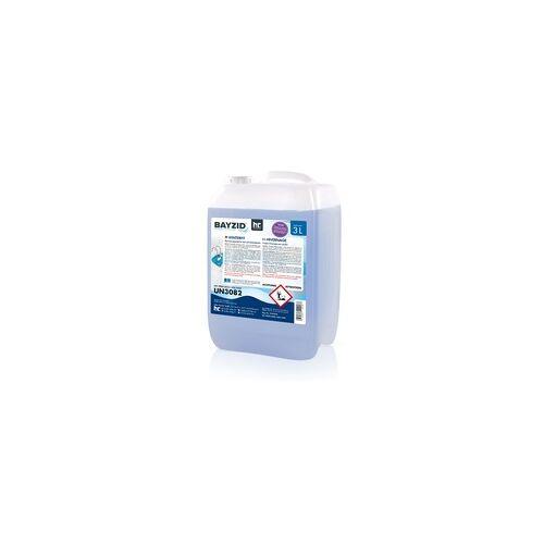 Höfer Chemie 6 x 3 Liter BAYZID Winterfit Überwinterungsmittel für Pools(18 Liter)