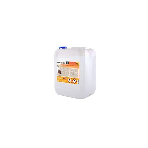 Höfer Chemie 12 x 10 Liter Bioethanol 96,6% Premium für Ethanolkamin in Kanistern(120 Liter)