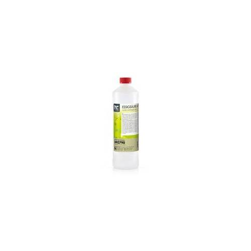 Höfer Chemie 6 x 1 Liter Essigsäure 60% in 1 L Flaschen(6 Liter)