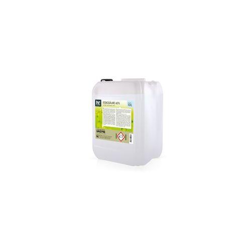 Höfer Chemie 2 x 10 Liter Essigsäure 60% in Kanistern(20 Liter)
