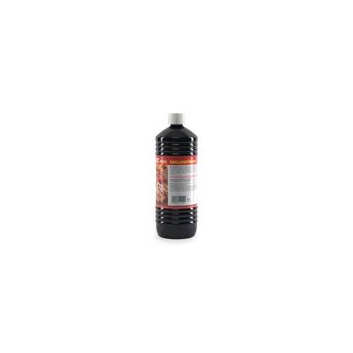 Höfer Chemie 15 x 1 Liter Grillanzünder flüssig für Grills und Feuerstellen(15 Liter)