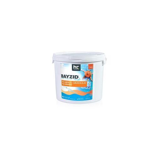 Höfer Chemie 1 x 7 Kg BAYZID pH Minus Granulat für den Pool(7 kg)