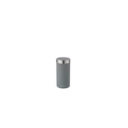 ZASSENHAUS Messerblock STYLE für bis zu 10 Messer cool grey