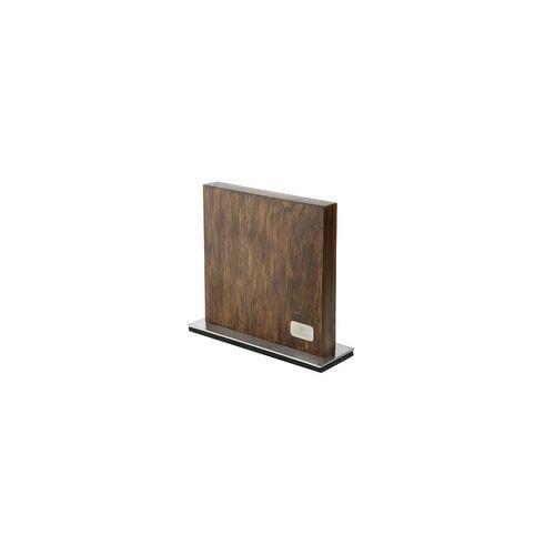 ZASSENHAUS Messerblock aus Eschenholz Magnet-Messerblock für bis zu 10 Messer