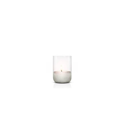BLOMUS Pure Home Teelichthalter Windlicht CALMA S mit einem Teelicht