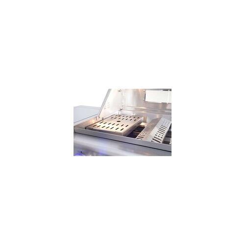 ALLGRILL Wood Chip Räucher Box Smokerbox für Gasgrill CHEF