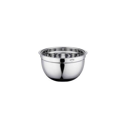 KÜCHENPROFI Küchenschüssel 24 cm 4,8 Liter Rührschüssel Edelstahl
