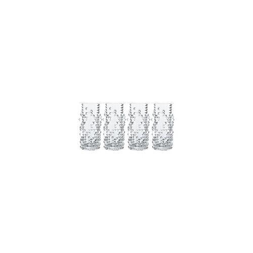NACHTMANN Serie Punk Longdrink-Set 4 Gläser Inhalt 390 ml Longdrinkgläser
