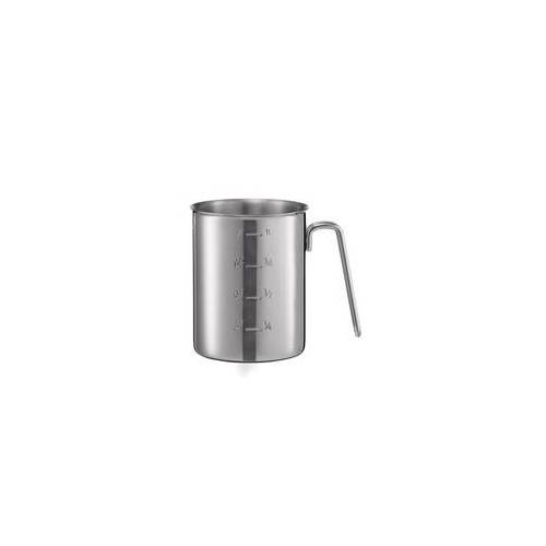 RÖSLE Gastro Messbecher 1,0 Liter Edelstahl