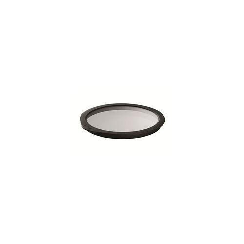 RÖSLE Frischhaltedeckel aus Glas 28 cm