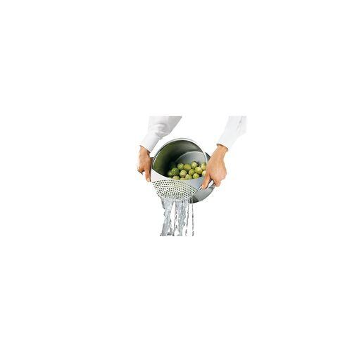 KÜCHENPROFI Abgießsieb / Abgießdeckel für alle Töpfe 20-24cm
