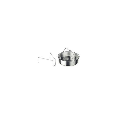 FISSLER Einsatz für Schnellkochtopf gelocht 22 cm + Steg