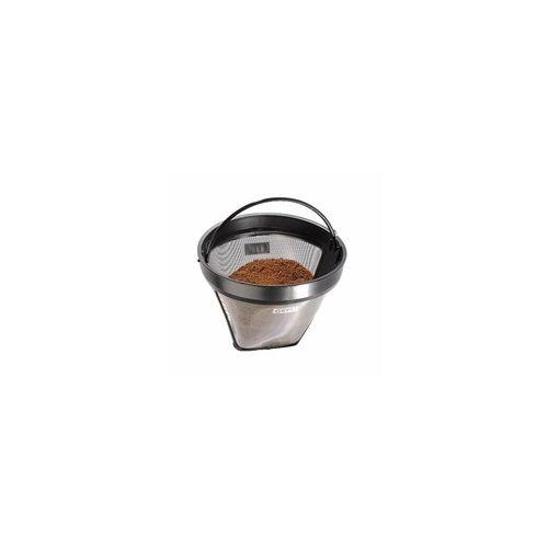 GEFU Kaffeefilter Dauerfilter ARABICA Größe 4 aus Edelstahl