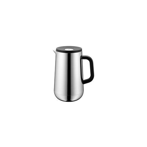 WMF Isolierkanne IMPULSE Teekanne Edelstahl für Tee 1 Liter