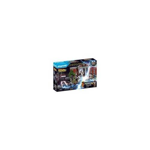 Playmobil 70574 Adventskalender ''Back to the Future''