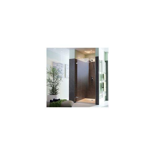 Sprinz BS-Dusche 150 Eck-Duschkabine, Duschtür für Nische