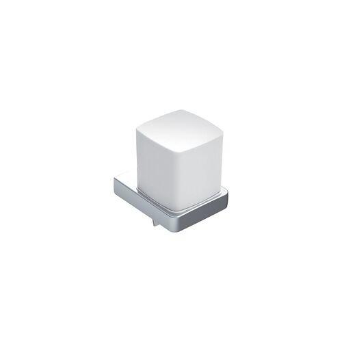 emco trend Flüssigseifenspender: mit Stülpbecher 8,1 x 11,3 x 10 cm