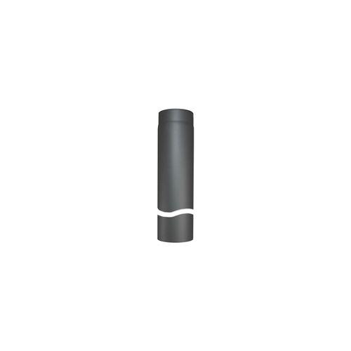 Buderus Abgasrohr für Kaminofen Länge 750 mm Ø 150 mm - 80345006