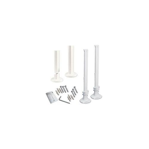 Buderus Standkonsolen-Set für Ventil- VC und Kompakt-Heizkörper C Profil & Plan Typ 11, 21, 22, 33