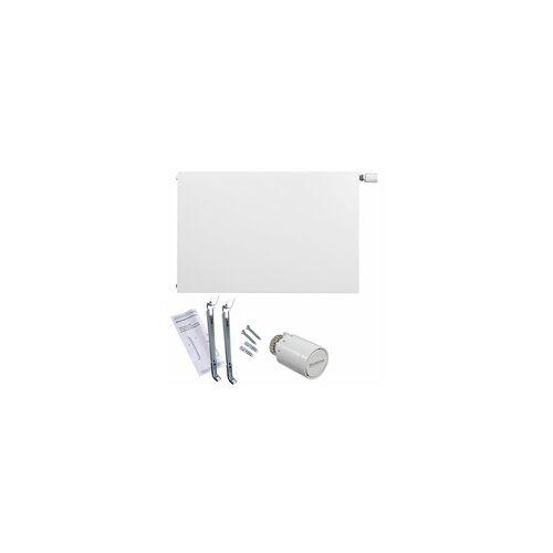 Buderus Ventil-Heizkörper Logatrend VCM-Plan H 500 L 600 Typ 33 - 999/636 Watt