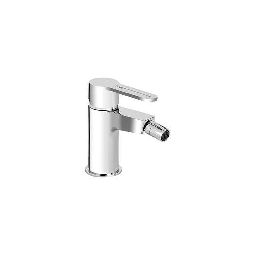heima-press Bidet-Einhebelmischer Enzan 125 mm - chrom