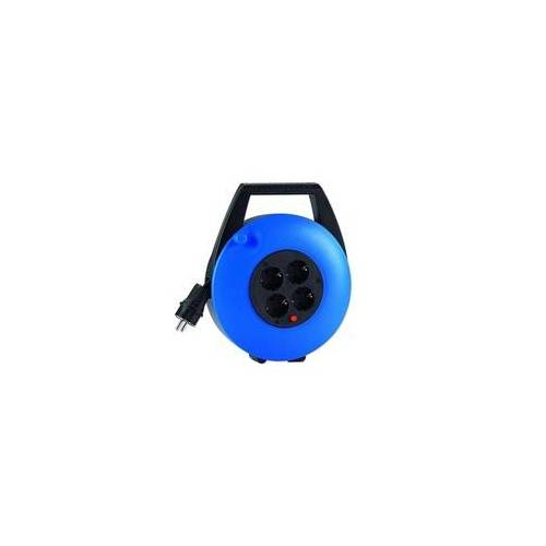 HEDI Kabelbox - 10 m Kabel - mit 4-fach-Schukodosen 250V - IP20