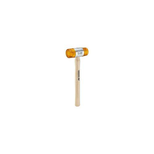 Gedore Plastikhammer GEDORE - mit Eschenstiel - 320 mm - Kopf-Ø: 40 mm - 224E-40