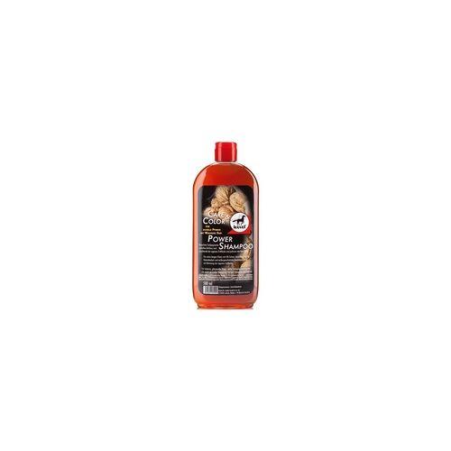 leovet Power Shampoo mit Walnuss für dunkle Pferde Care&Color 500ml