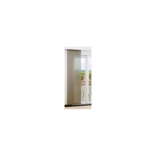 Lysel Schiebegardine von Lysel - Tinge transparent in den Maßen 245 cm x 60 cm