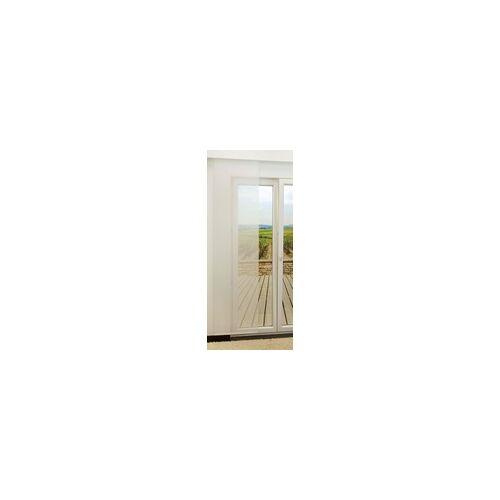 Lysel Schiebegardine von Lysel - Eve transparent in den Maßen 245 cm x 60 cm