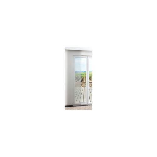 Lysel Schiebegardine von Lysel - Basis transparent in den Maßen 245 cm x 60 cm