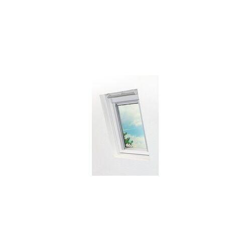 Lysel - Dachfensterrollo abdunkelnd elfenbein, (B x H) 77.50cm x 136.20cm in beige/elfenbein