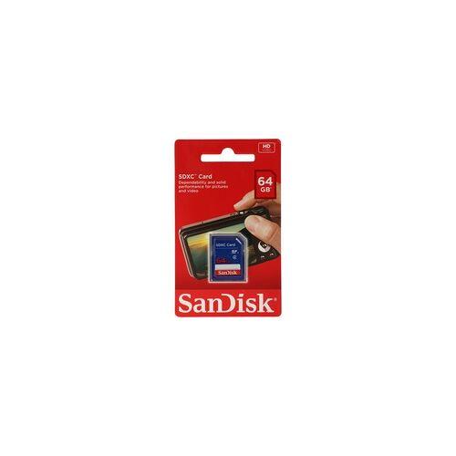 SanDisk SDXC-Speicherkarte, SDXC Karte 64GB