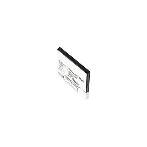 AccuCell Akku passend für Netgear Aircard 782s, Netgear W-5 3,7 Volt 2500mAh