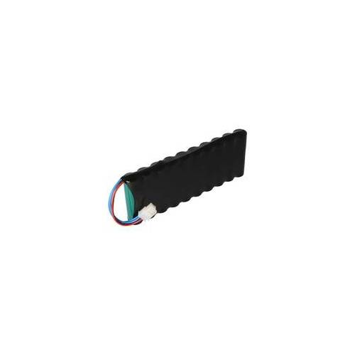 AccuCell Akku passend für Antennenmessgerät VAROS 307 NiMH Akku 12 Volt 4500mAh 178 x 18 x 69 mm