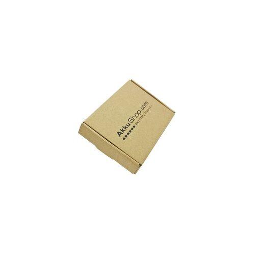 AccuCell AkkuShop COM BOX1, der universelle Verpackungskarton klein für Akkus, AkkuPack und Kleinteile ca. 120 x 85 x 20mm